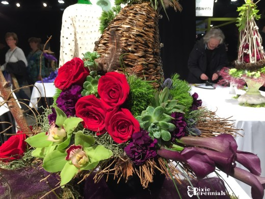 Designs by local florists - - pixie perennials.com