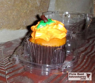Pumpkin Spiced Cupckae
