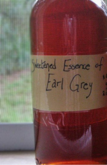 earl grey cordial