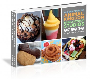 Grand Launch! DFB Guide to Animal Kingdom and Hollywood Studios Snacks 2015