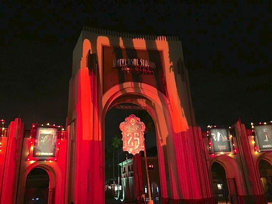 Jack's Back to Celebrate the 25th Halloween Horror Nights at Universal Orlando