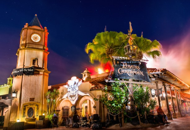 Pirates of the Caribbean Attraction Reopens at Walt Disney World Resort