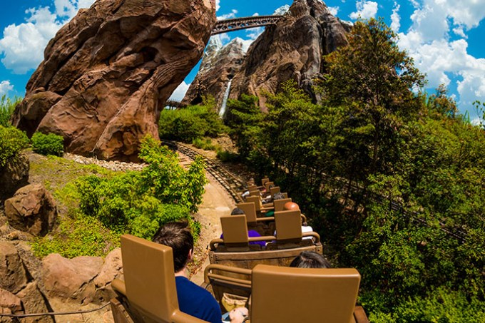 Today in Disney History: Expedition Everest Marks 10 Years of Adventure at Disney's Animal Kingdom-media-2