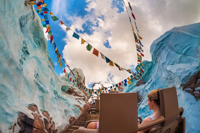 Today in Disney History: Expedition Everest Marks 10 Years of Adventure at Disney's Animal Kingdom-media-1