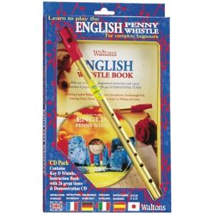 EnglishWhistleCDPack-JTG-WM1531