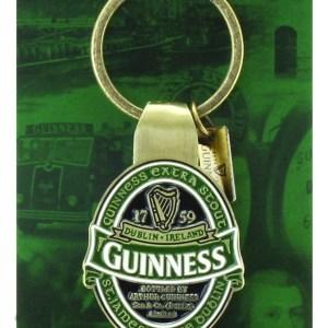 Guinness Ireland Opener Keyring