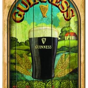Guinness Taste of Ireland Nostalgic Sign