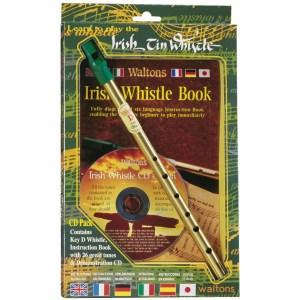 IrishTinWhistleCDPack-JTG-WM1514