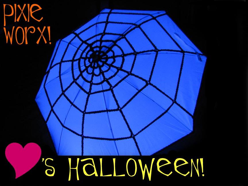 Pixie Worx! Love's Halloween!