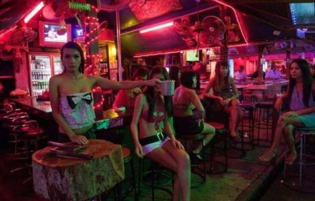 Thailand Red Light District