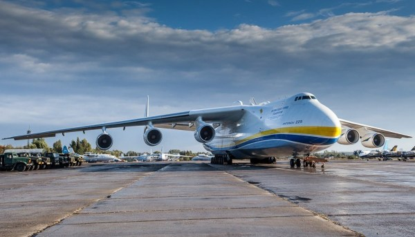 Antonov An-225 Mriya | Others