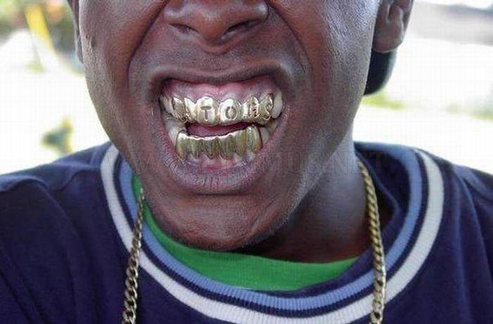 Hip Hop Gangsta Teeth Grillz Others