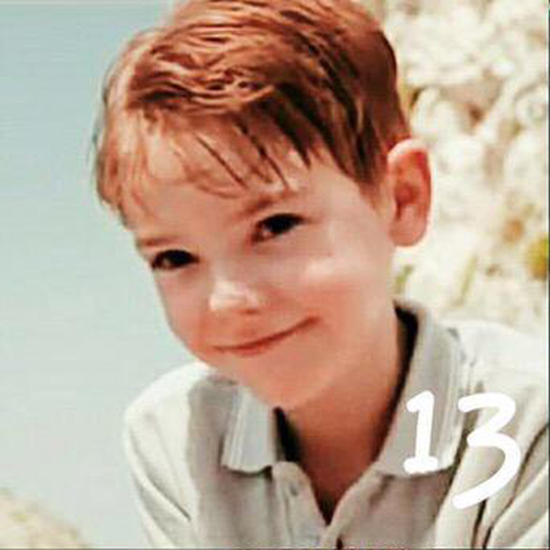 Thomas Brodie Sangster Through The Years Celebrities