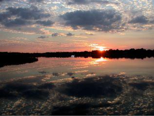 Tom's Sunset Lake Agnes