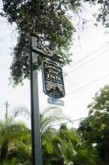 Southern Wind Inn on Cordova St.