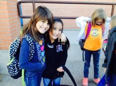 Nana visits Ella's School