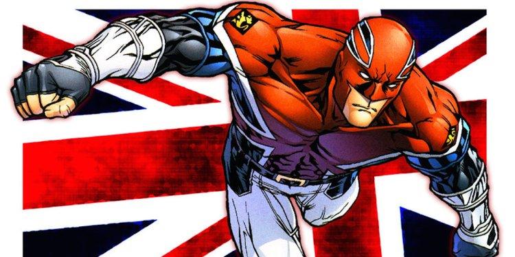 Captain Britain
