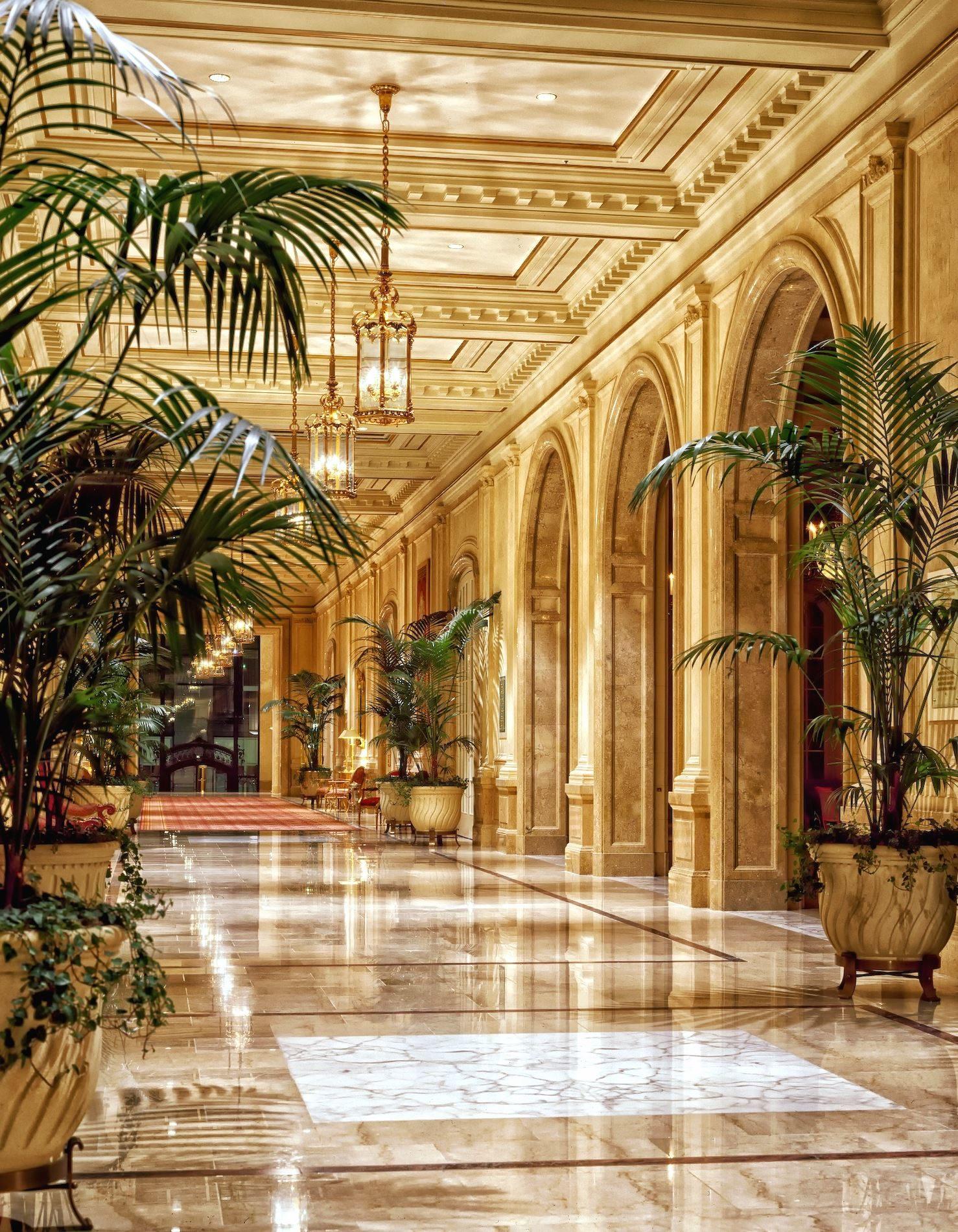 Free Picture Interior Design Architecture Hallway