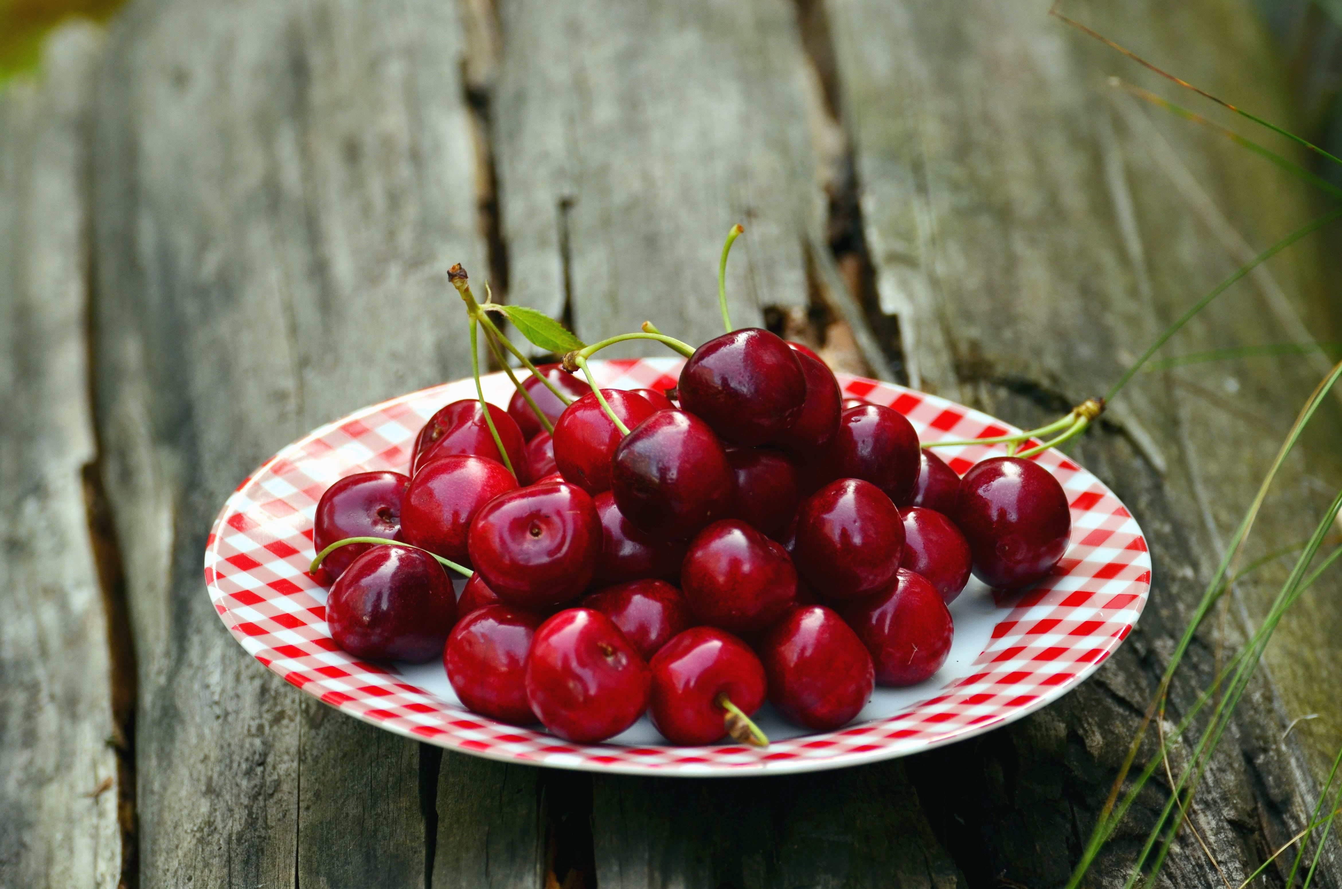 Free Picture Cherry Fruit Food Spring
