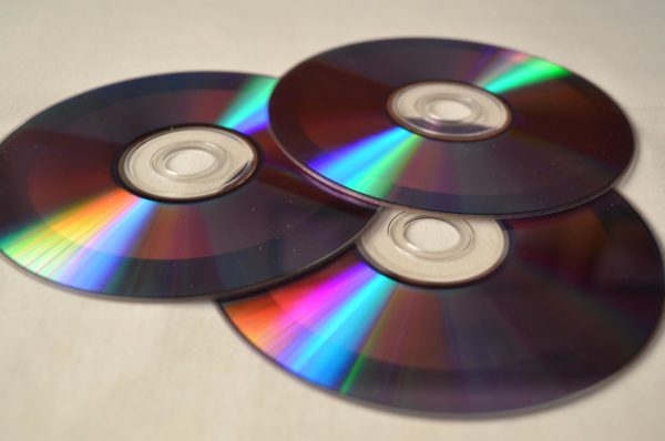 Free picture: compact disc, dvd disc, data, storage