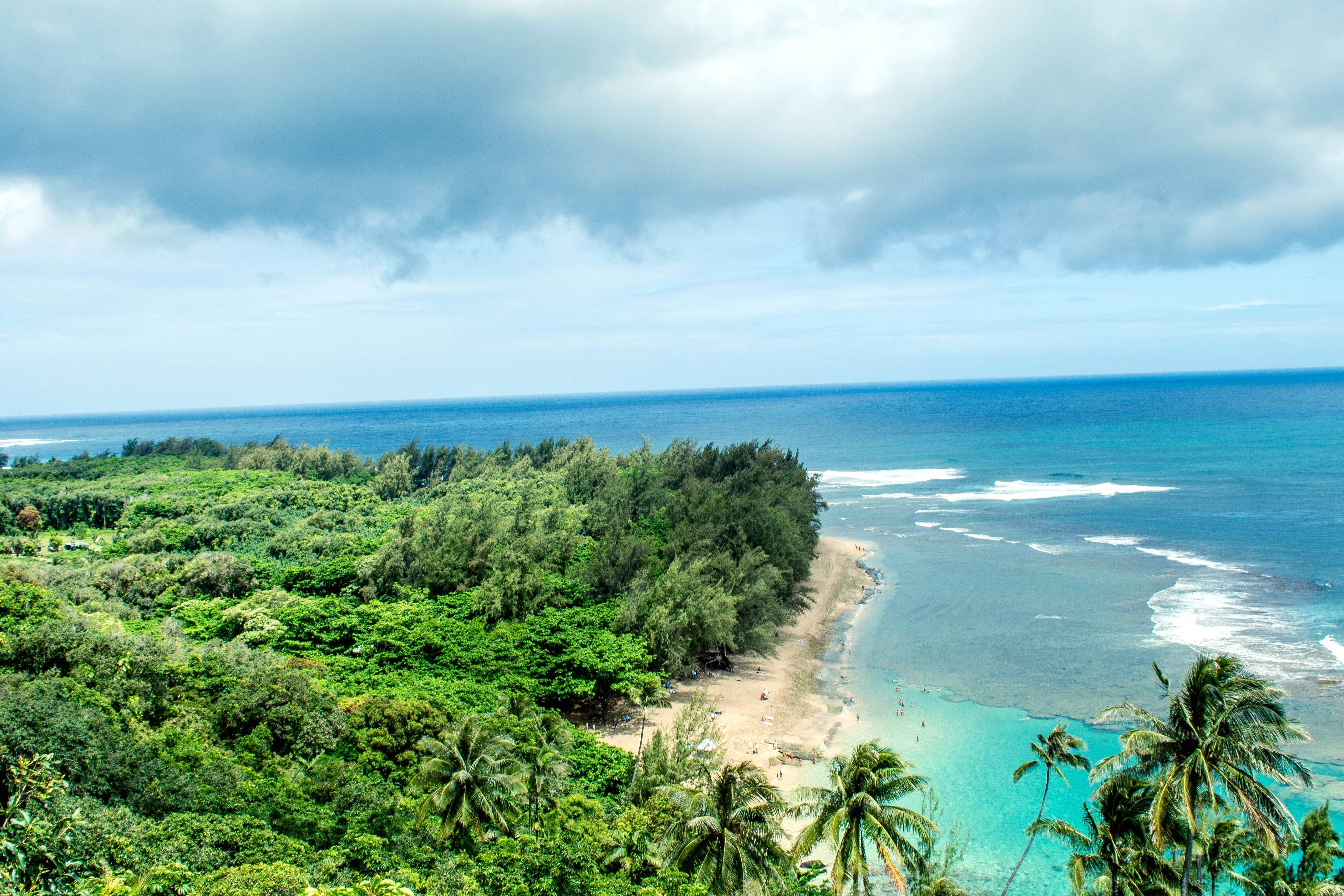 image libre paradis lagune ciel eau paysage mer ete ocean plage arbre