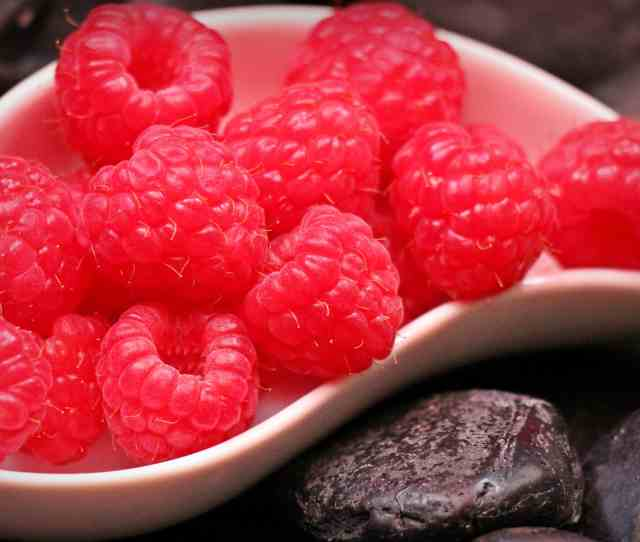 Delicious Food Sweet Fruit Raspberry Berry Dessert