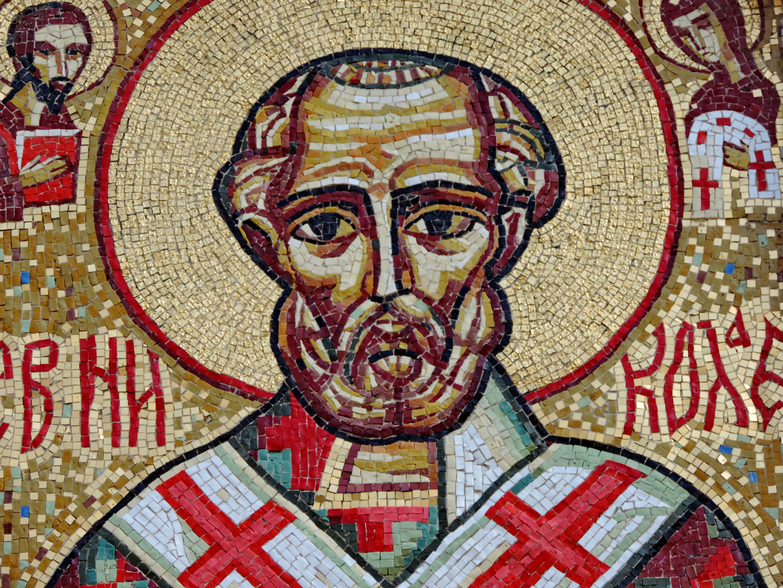 Free Picture Byzantine Mosaic Orthodox Religious