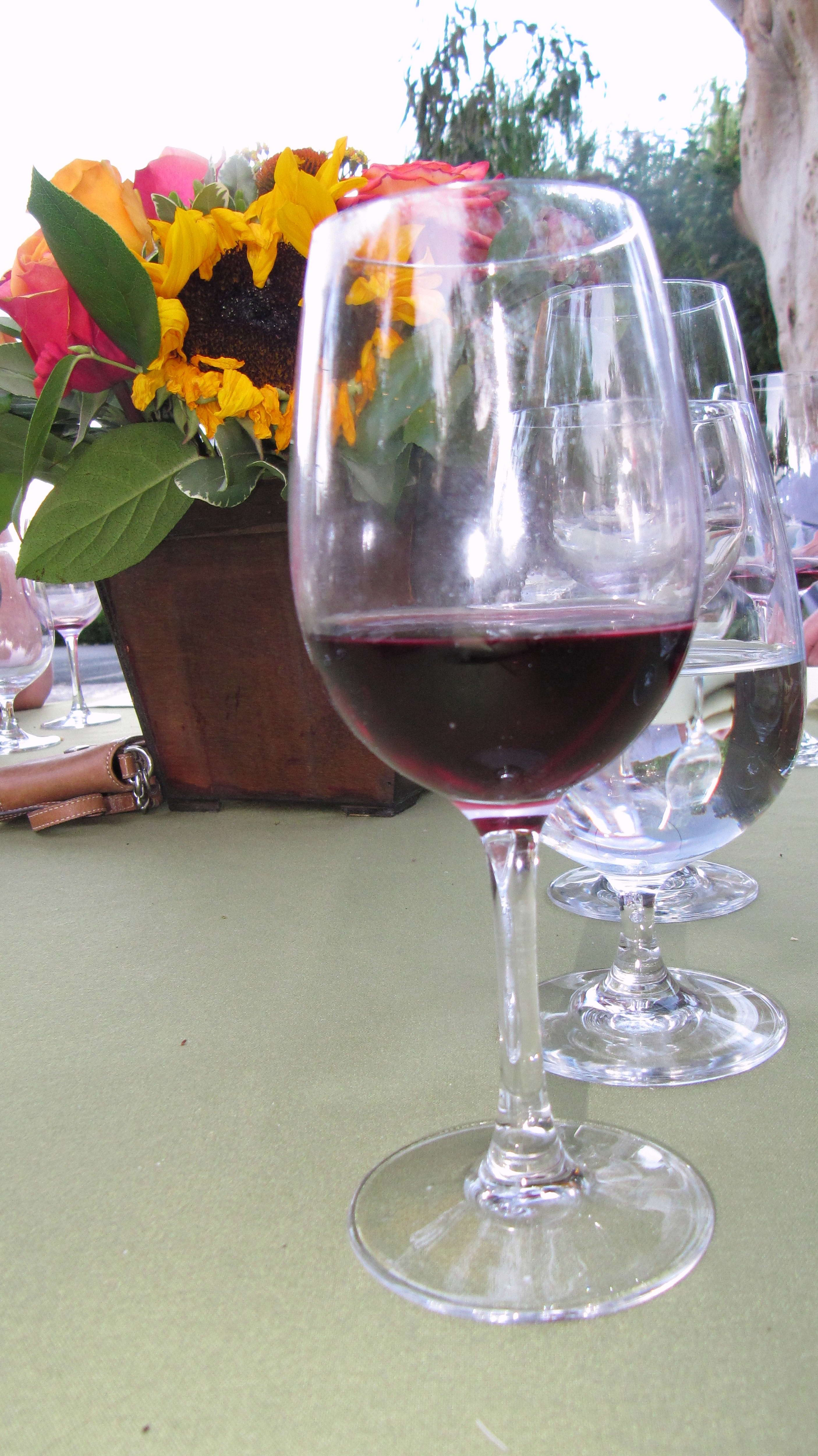 Free Picture Wine Glass Red Wine Table