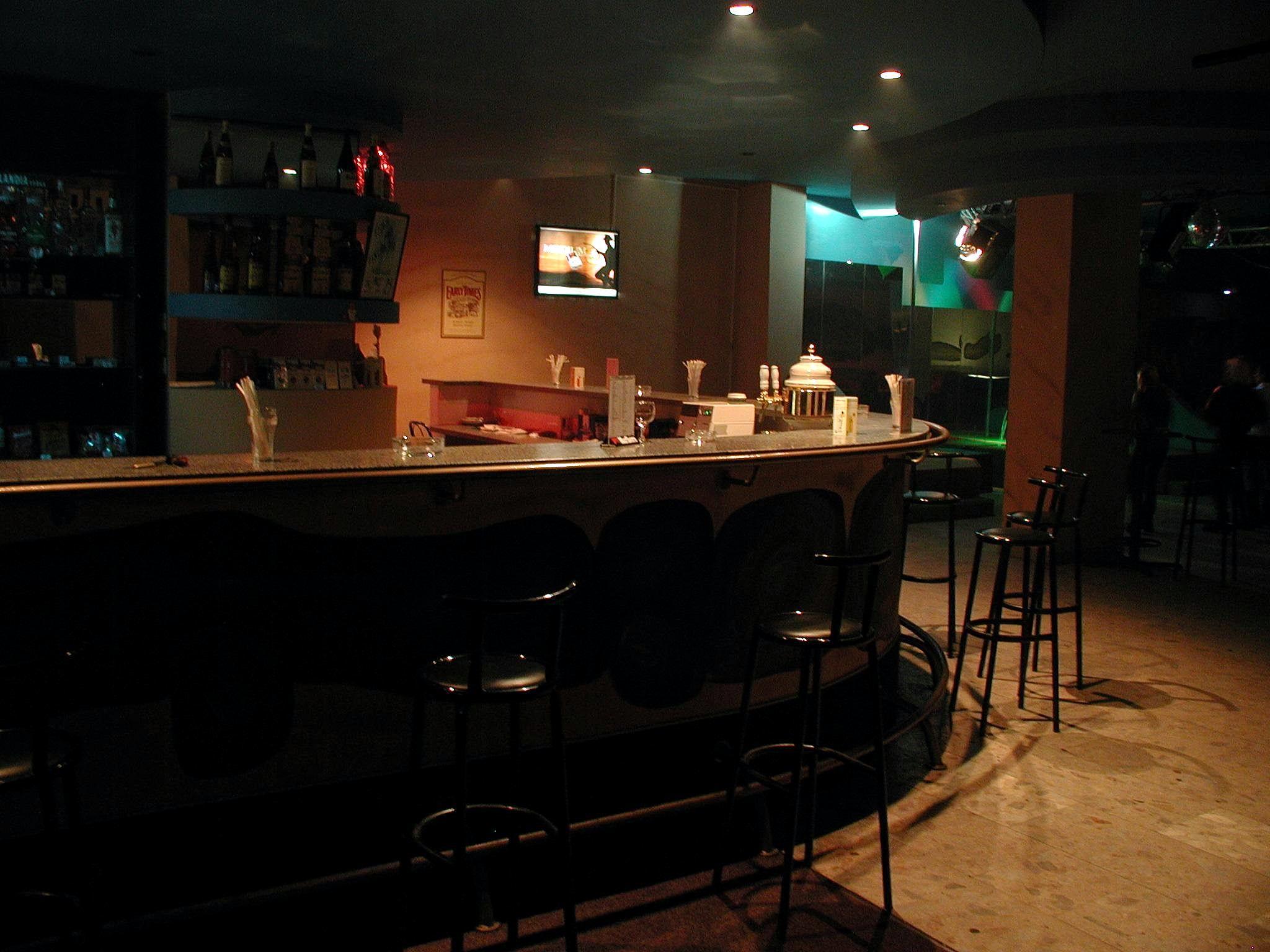 Image Libre Bar Nuit