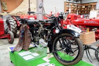 1928 Raleigh Motorbike