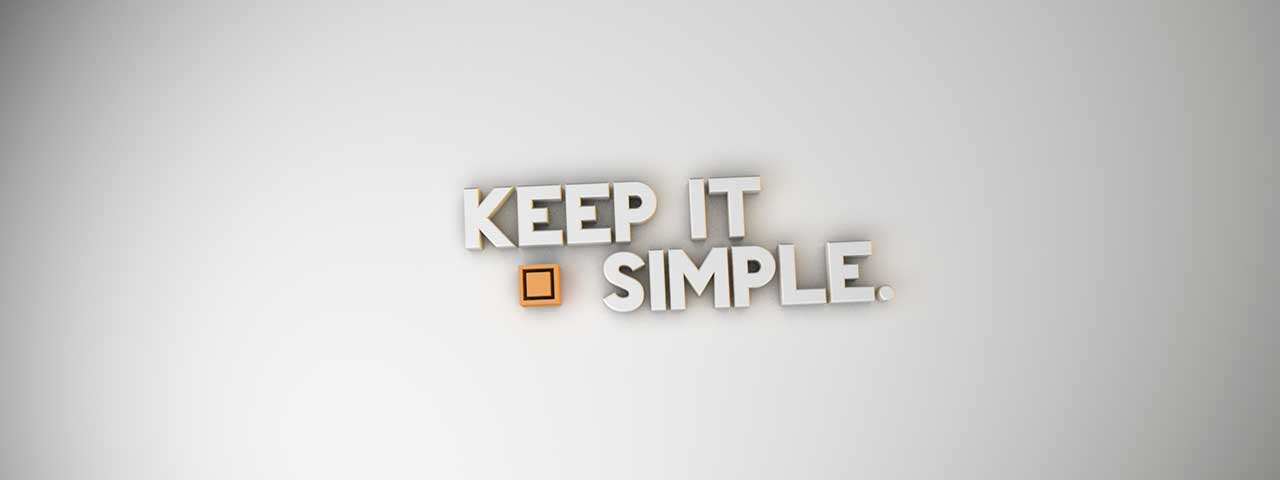 PixoLabo - WordPress UX Design - Keep It Simple