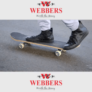 Webbers - Skateboarders Wear