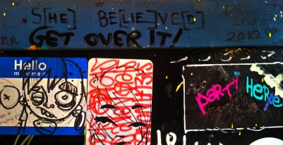 S[he] be[lie]ve[d]