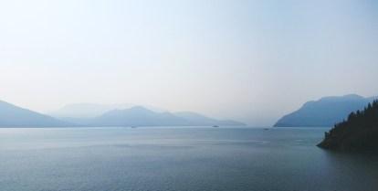Howe Sound Smoke III