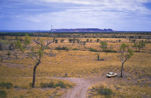Into the Red Centre