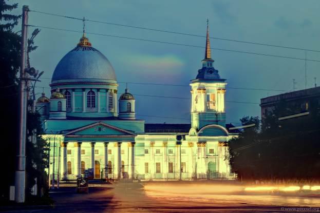 Die Kathedrale der Muttergottes vom Zeichen.