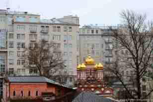 Kirche des heiligen Nikolaus von Bersenevskaja