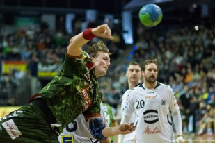DKB Bundesliga Handball 11.02.2015 Füchse Berlin – GWD Minden (34)
