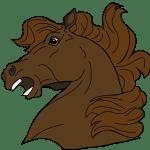 Cartoon Horse Head Free Image