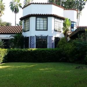 The beautiful Quinta Mazatlan mansion