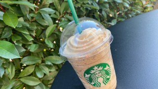 coffee cream frappuccino