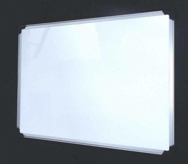 Pizarras blancas para niños con marco de aluminio