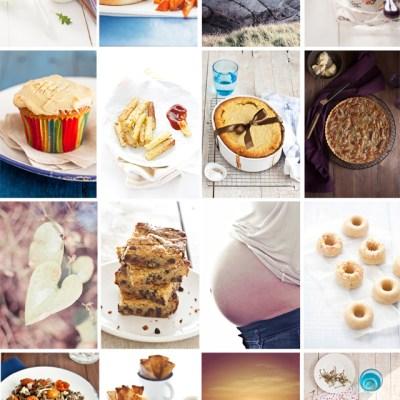 Feliz Marzo y Pie de Caramelo y manzana con crumble de pecanas