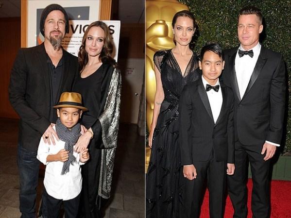 Дети Анджелины Джоли и Брэда Питта: 2016, фото, биография