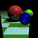 What is Raytracing? Introduction to image synthesis.