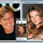 مراحل تتحول : مثال ينطبق على الوجوه [ Squirlz مع مورف ]