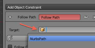 select path