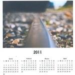 Calendario 2011 Vía @oscarcillo