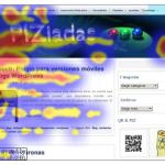 """Qué es un """"Website Heatmap"""" ?"""
