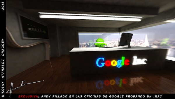 Andy (Android) usando un Mac